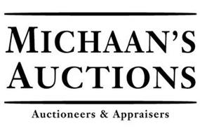 MICHAAN'S AUCTIONS AUCTIONEERS & APPRAISERS