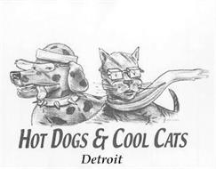 HOT DOGS & COOL CATS DETROIT