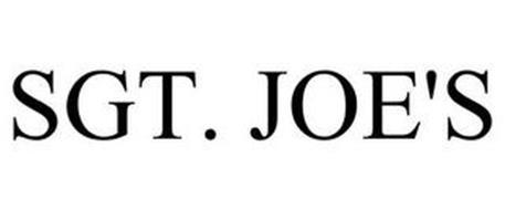 SGT. JOE'S