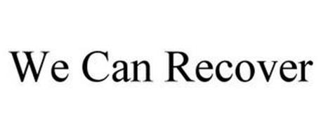 WE CAN RECOVER