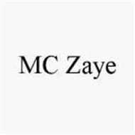 MC ZAYE