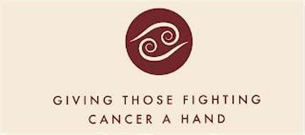 GIVING THOSE FIGHTING CANCER A HAND