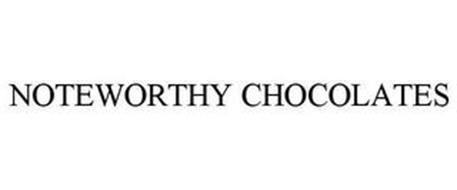 NOTEWORTHY CHOCOLATES