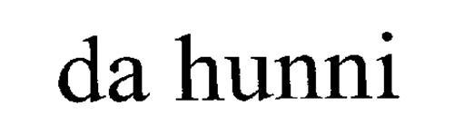 DA HUNNI