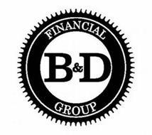 B&D FINANCIAL GROUP