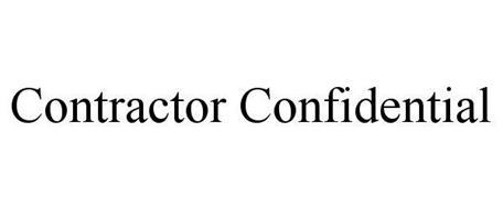 CONTRACTOR CONFIDENTIAL