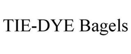 TIE-DYE BAGELS