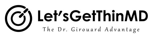 GG LET'S GET THIN MD THE DR. GIROUARD ADVANTAGE