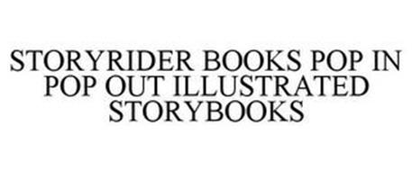 STORYRIDER BOOKS POP IN POP OUT ILLUSTRATED STORYBOOKS