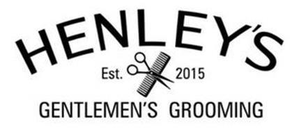 HENLEY'S EST. 2015 GENTLEMEN'S GROOMING