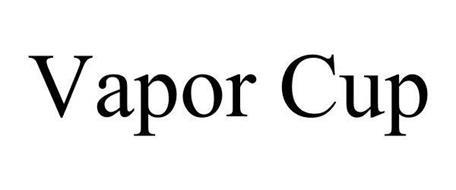 VAPOR CUP