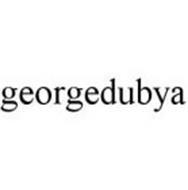 GEORGEDUBYA