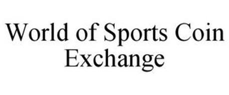 WORLD OF SPORTS COIN EXCHANGE