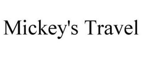 MICKEY'S TRAVEL