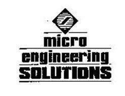 MICRO ENGINEERING SOLUTIONS