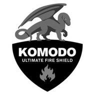 KOMODO ULTIMATE FIRE SHIELD