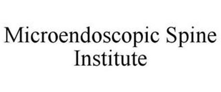 MICROENDOSCOPIC SPINE INSTITUTE