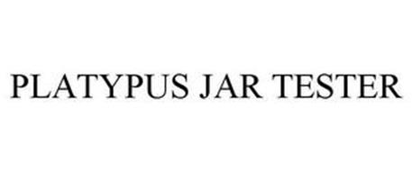 PLATYPUS JAR TESTER