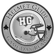 HELMET GLIDE GAME DAY READY NANOTECHNOLOGY HG