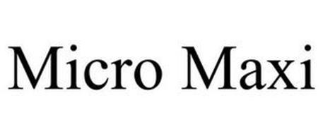 MICRO MAXI
