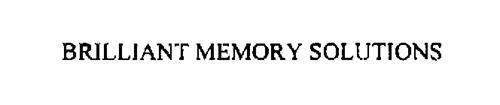 BRILLIANT MEMORY SOLUTIONS