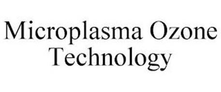 MICROPLASMA OZONE TECHNOLOGY