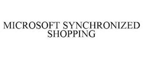 MICROSOFT SYNCHRONIZED SHOPPING