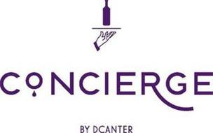 CONCIERGE BY DCANTER