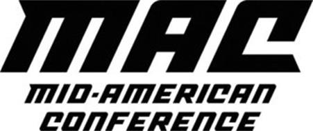 MAC MID-AMERICAN CONFERENCE Trademark of Mid-American Conference ...