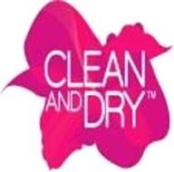 CLEAN AND DRY
