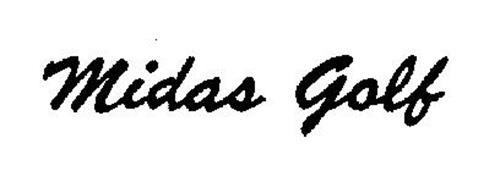 MIDAS GOLF
