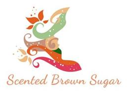 SCENTED BROWN SUGAR