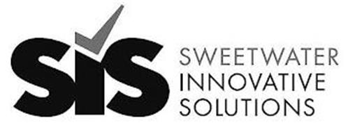 SIS SWEETWATER INNOVATIVE SOLUTIONS