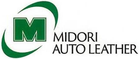 M MIDORI AUTO LEATHER