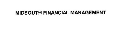 MIDSOUTH FINANCIAL MANAGEMENT