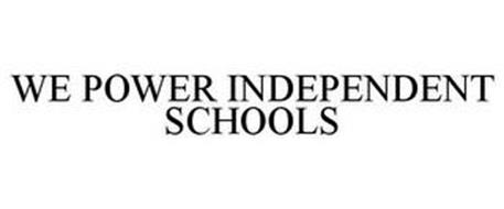 WE POWER INDEPENDENT SCHOOLS