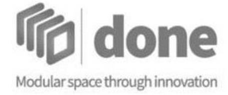 DONE MODULAR SPACE THROUGH INNOVATION