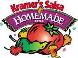 KRAMER'S SALSA HOMEMADE STYLE