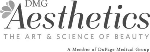 DMG AESTHETICS THE ART & SCIENCE OF BEAUTY A MEMBER OF DUPAGE MEDICAL GROUP
