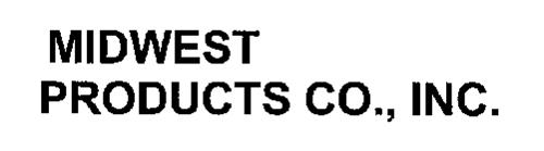 MIDWEST PRODUCTS CO., INC.