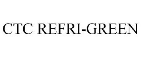CTC REFRI-GREEN