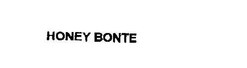 HONEY BONTE