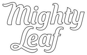 MIGHTY LEAF