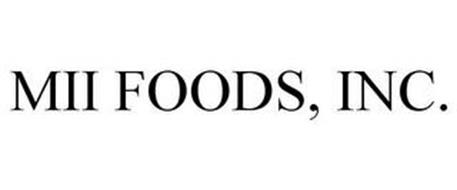 MII FOODS, INC.