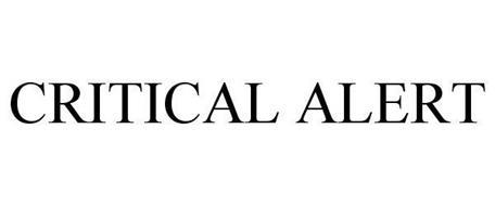 CRITICAL ALERT