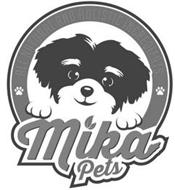 ALL NATURAL AND HOLISTIC INGREDIENTS MIKA PETS