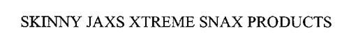 SKINNY JAXS XTREME SNAX PRODUCTS