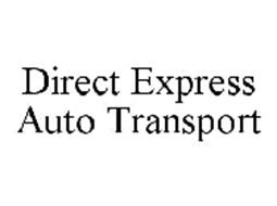 direct express auto transport trademark of mike rupers serial number 78332588 trademarkia. Black Bedroom Furniture Sets. Home Design Ideas