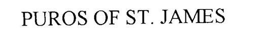 PUROS OF ST. JAMES