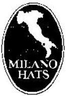 MILANO HATS